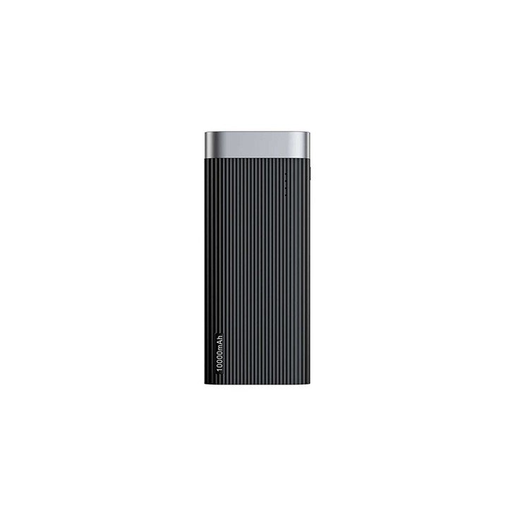 Powerbank Baseus Parallel Line Portable 10000 mAh czarny