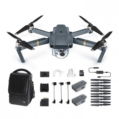 DJI Mavic Pro Fly More Combo (Refurbished)
