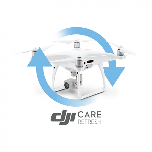 Kod DJI Care Refresh - Phantom 4 Pro / Pro V2.0