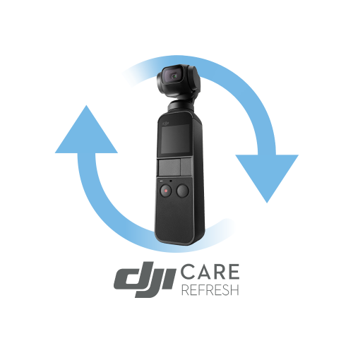 Kod DJI Care Refresh Osmo Pocket