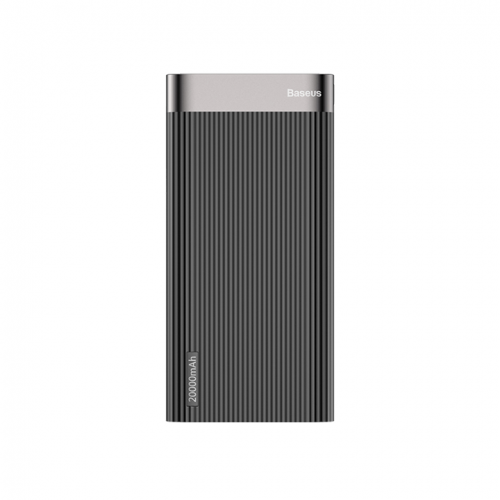 Powerbank Baseus Parallel Line Portable 20000 mAh czarny