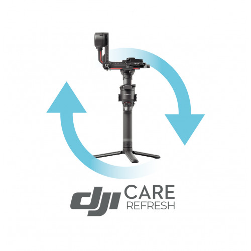 Kod DJI Care Refresh - DJI RS 2