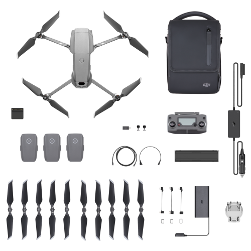 DJI Mavic 2 Zoom + Fly More Kit (Combo)