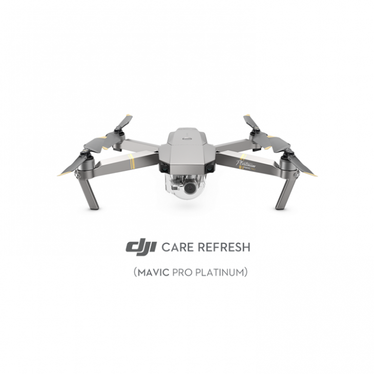 Kod DJI Care Refresh Mavic Pro Platinum