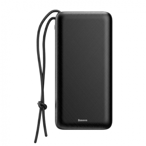 Powerbank Baseus Mini Q czarny - 20000 mAh