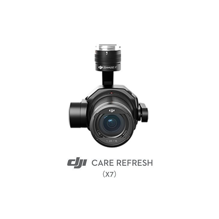 Kod DJI Care Refresh Zenmuse X7
