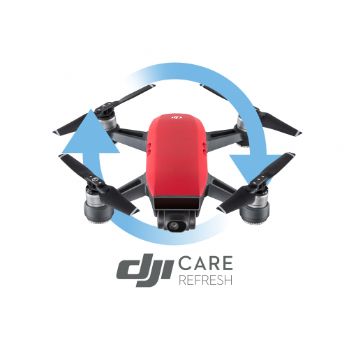 Kod DJI Care Refresh - Spark