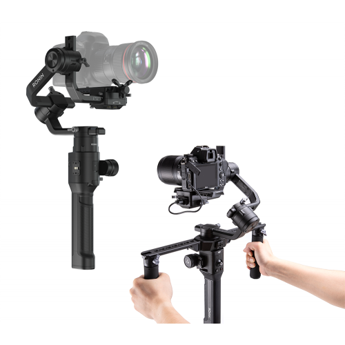 DJI Ronin-S Standard Kit + uchwyt dwuręczny Switch Grip Dual Handle