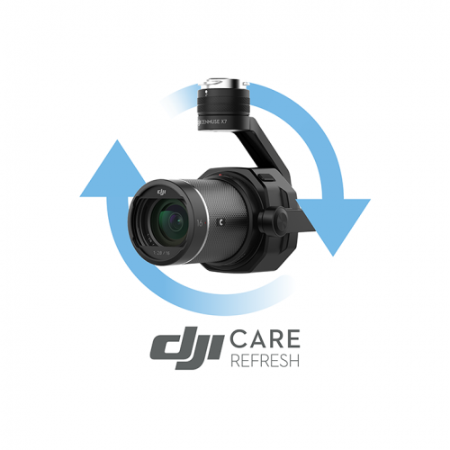 Kod DJI Care Refresh - Zenmuse X7