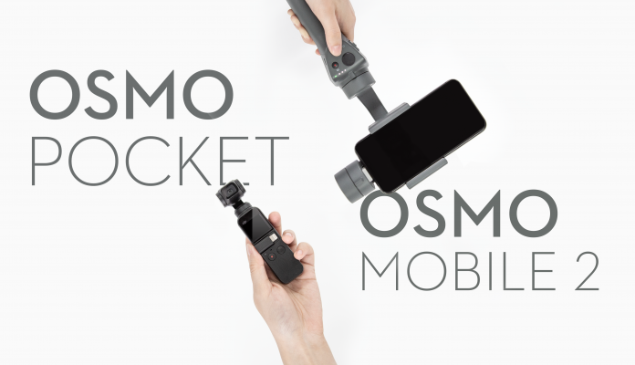 Osmo Pocket vs Osmo Mobile 2