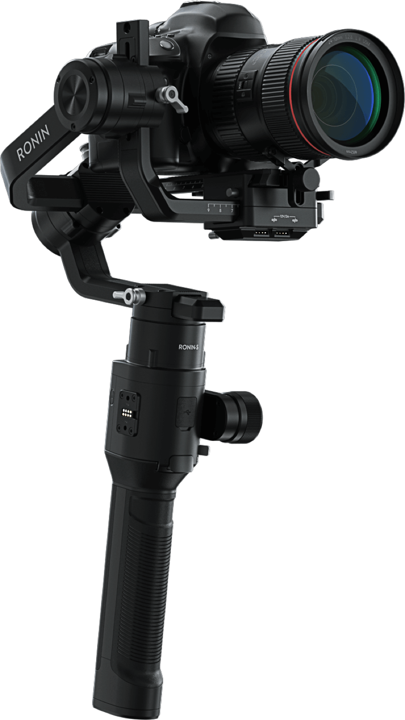 Zestaw DJI Ronin-S Essentials Kit
